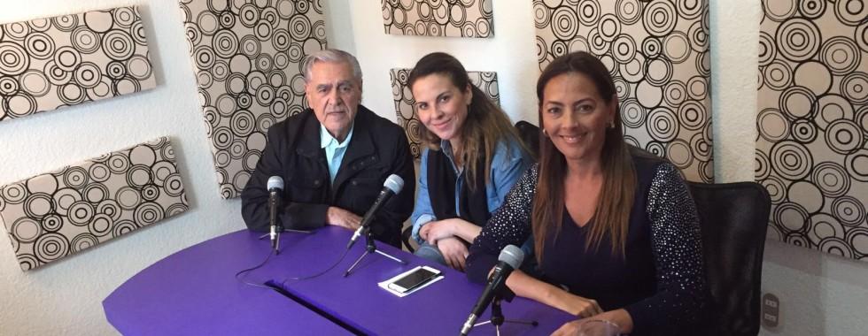Kate del Castillo, Verónica del Castillo y Eric del Castillo