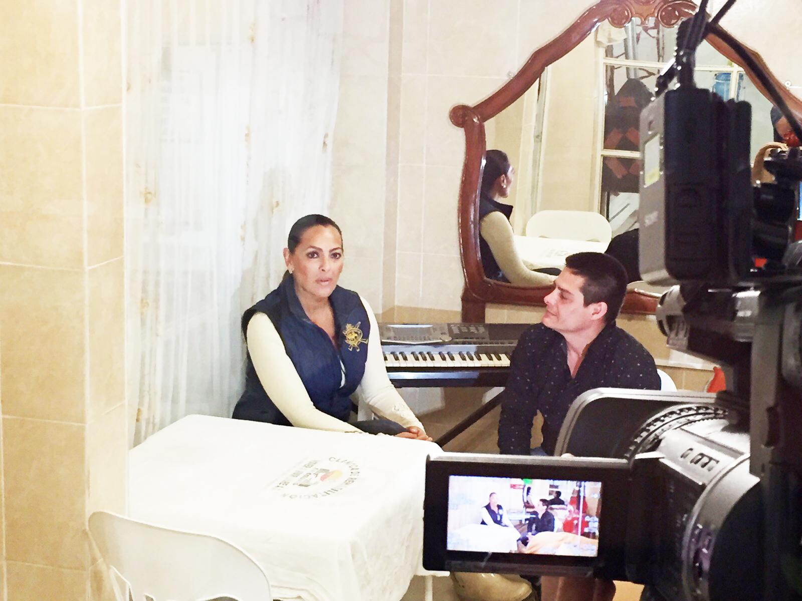 Entrevista, Chiapas.